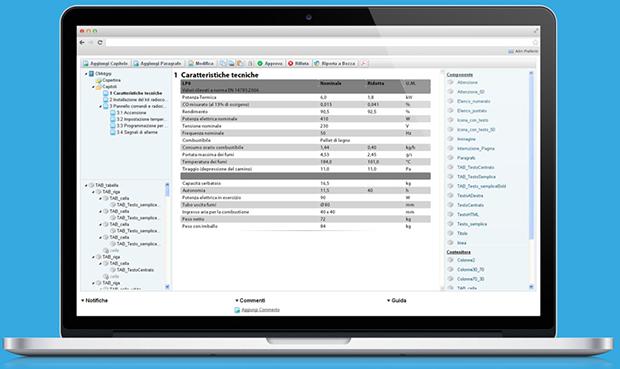 Demiox: gestionale per la manualistica tecnica